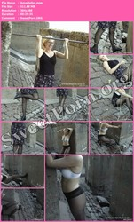 ArtOfPantyhoseMovies.com AnnaHafen Thumbnail